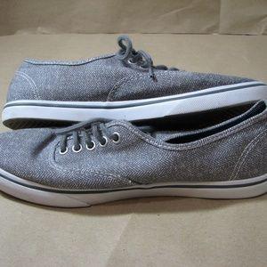 53da5bc1cd Vans Shoes - Vans Castlerock Gray Herringbone Sneakers Size 8